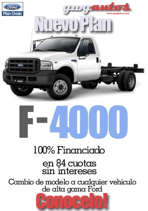 banner f 4000