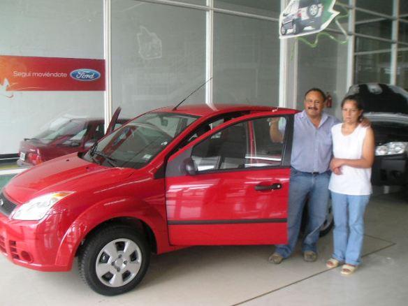 Angel Reuque y Sra. de San Antonio Oeste-Rio Negro
