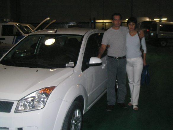 Felicitaciones Ruben y Liliana.