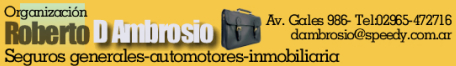 Guia de Servicios / Auto-Viviendas-Comercios
