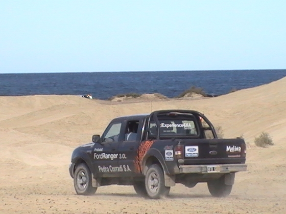 Puerto Madryn- Ford Experience 4x4- verano2009