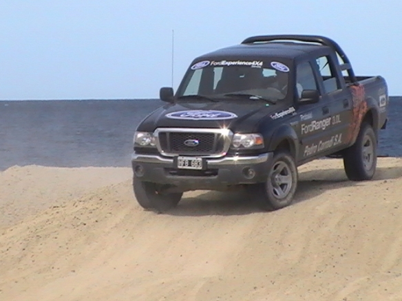 Puerto Madryn Ford Experience 4x4- verano 2008