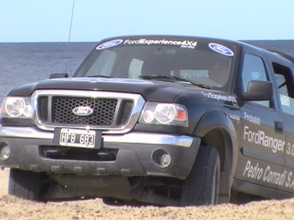 Ford Experience 4x4