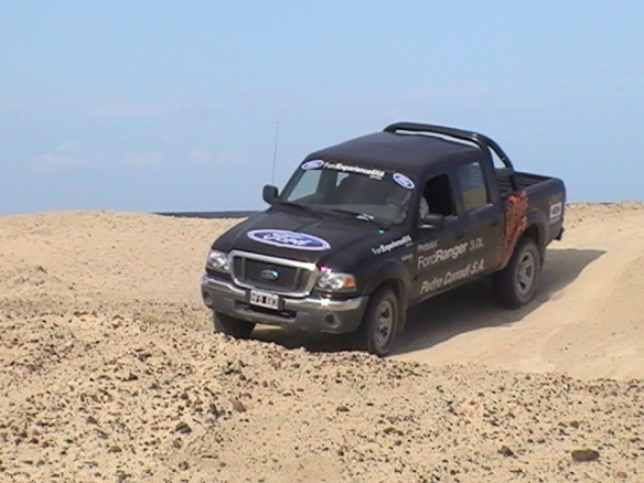 Ford Experience 4x4- Puerto Madryn-